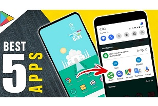Top 5 Useful Apps For Android   Best Apps For Android