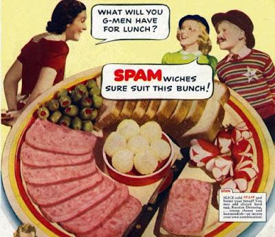 Spam - Tinalicious