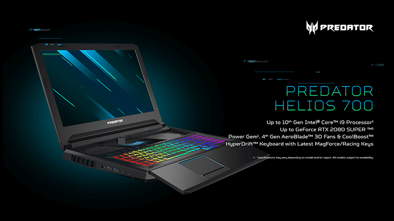 Acer unveils revamped Predator and Nitro gaming laptops