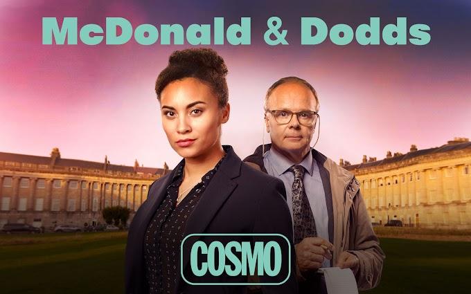 Los detectives 'McDonald y Dodds' llegan en junio a COSMO