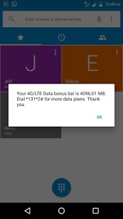 MTN is Dishing Out 4GB To Customers - See New Way To Get Yours