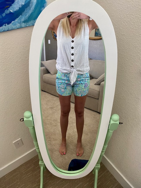 "Lilly Pulizer Callahan Knit Short 5"""