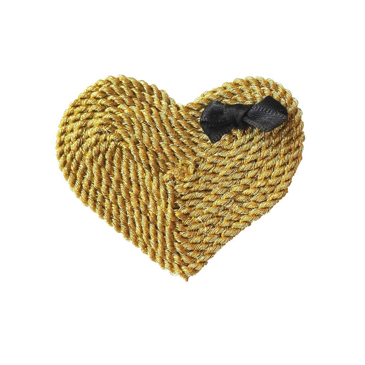piratamorgan - corazón dorado