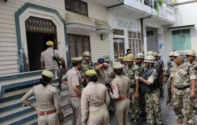 सपा विधायक नाहिद हसन के घर पहुंची पुलिस, SDM से अभद्रता करने का मामला - newsonfloor.com