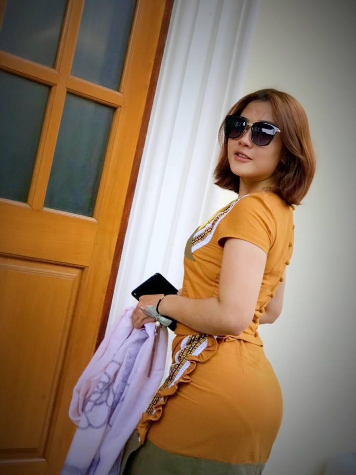 Myanmar model all photo
