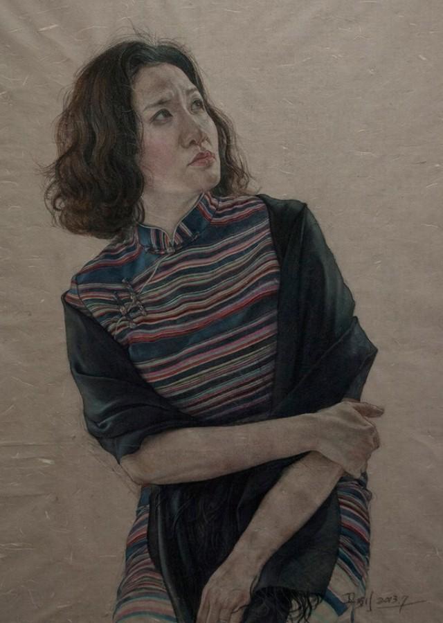 Карандашные портреты