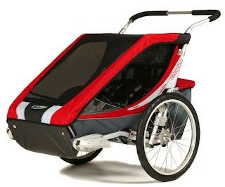 Thule Chariot fietskar wandelwagen