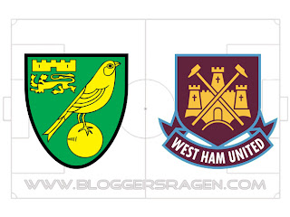 Prediksi Pertandingan West Ham United vs Norwich City