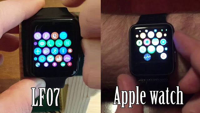 Best Apple SmartWatch Clones: Starts as low from $20 to $100 dollars