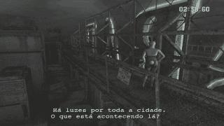 IMAGENS DO JOGO Resident Evil OutBreak TRADUZIDO em Br