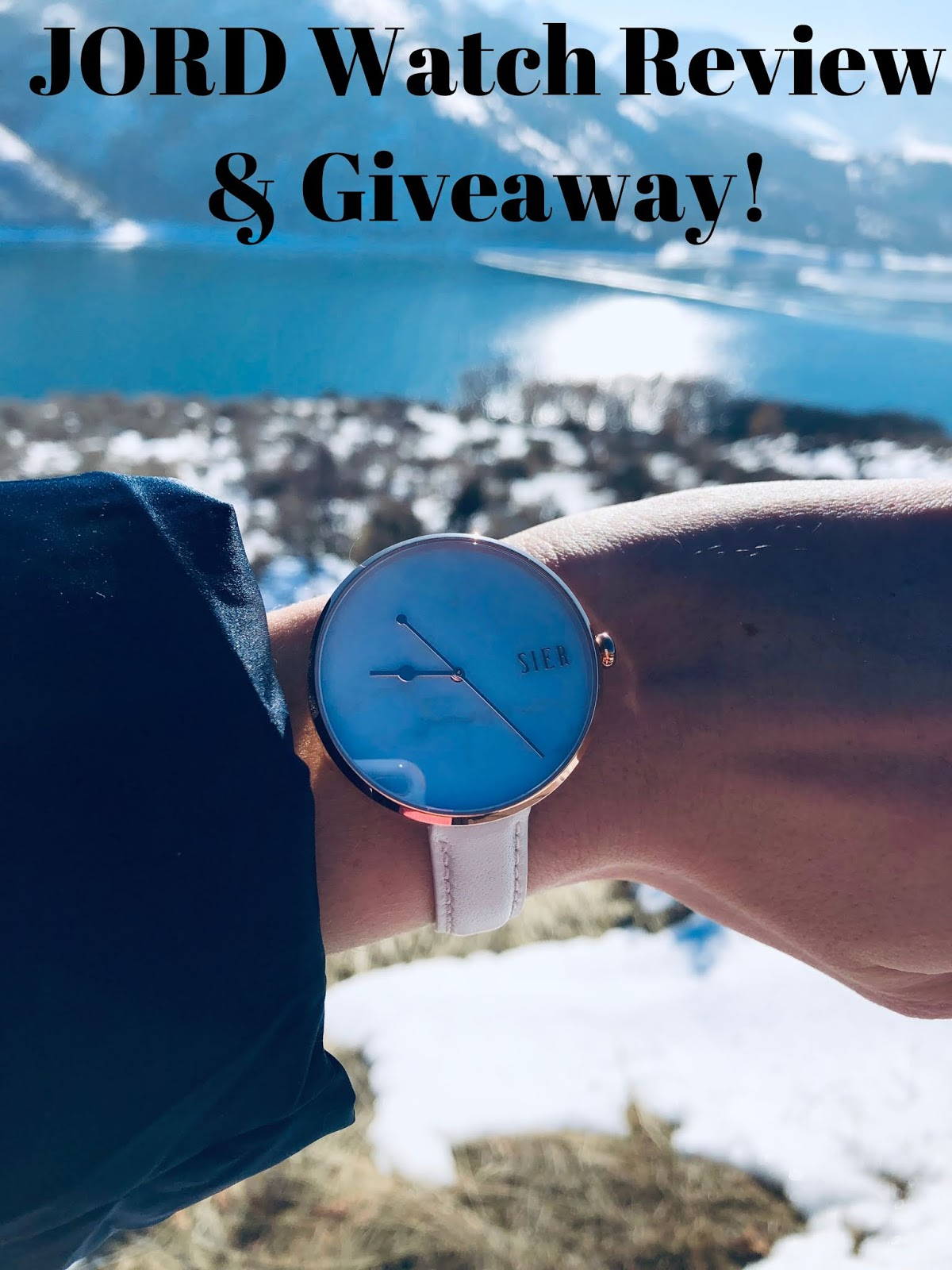 cute watches to wear, giveaway, JORD Sier Arcadia, JORD watches, love, valentines gift, watch giveaway, watch review,