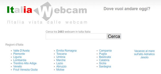 italia-webcam