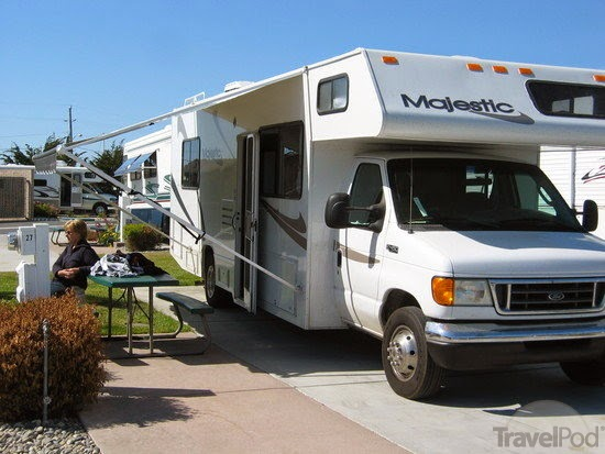 Holiday Area Rv Camping In Moss Landing