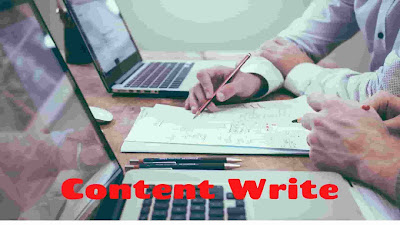 Make money content writing