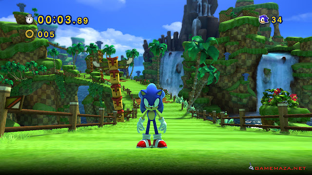 Sonic Lost World Gameplay Screenshot 3