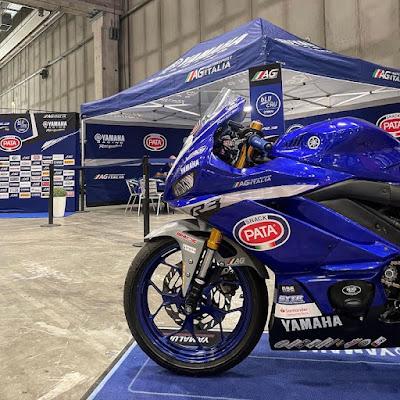 Motor Bike Expo 2021 - Yamaha Racing AG