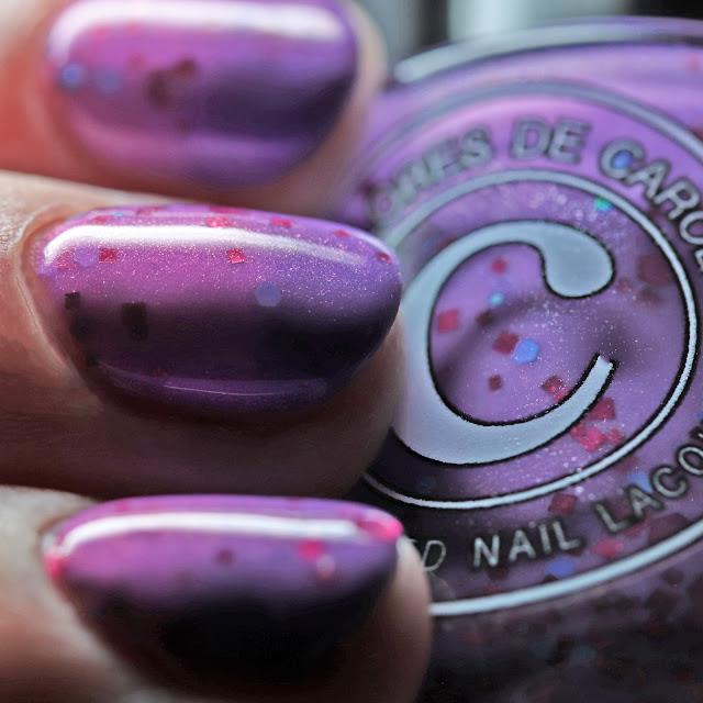 Colores de Carol Mixed Berry Smoothie