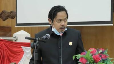 Suprayogi Saipul Duduki Posisi Ketua Komisi II DPRD Tanjabbar