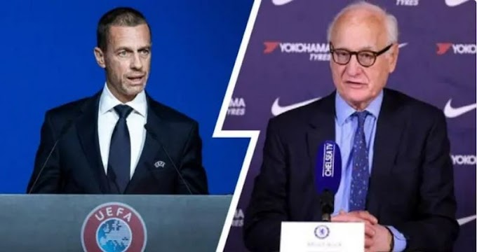 UEFA reveals Super League's 12 founding clubs will face 'proper sanctions'
