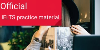 Official IELTS practice material