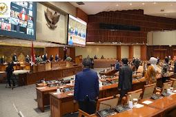 Pemerintah dan DPR Sepakat Menetapkan 33 RUU Prolegnas Prioritas 2021