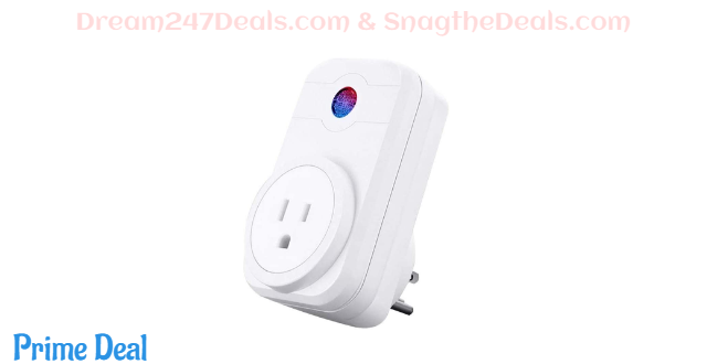 60%OFF SIPAILING mini Wifi smart plugs alexa wifi outlets