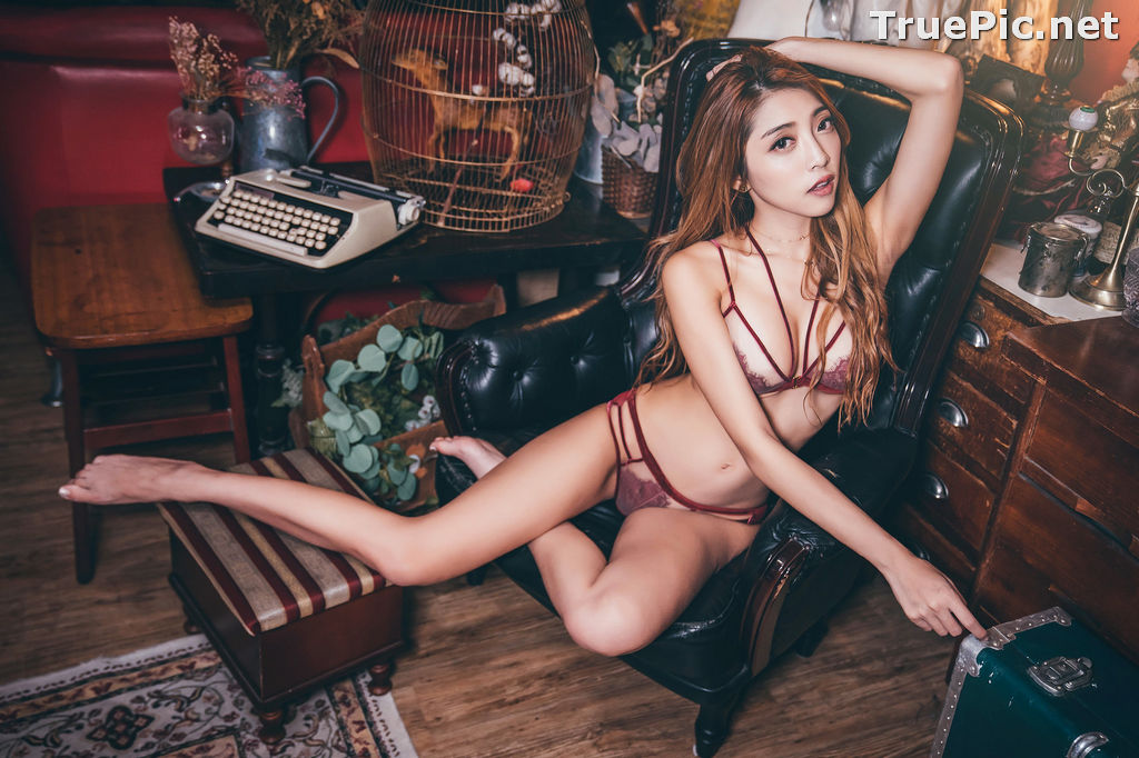 Image Taiwanese Model - 蘿拉Lola - Welcome To My Lingerie Show - TruePic.net - Picture-3