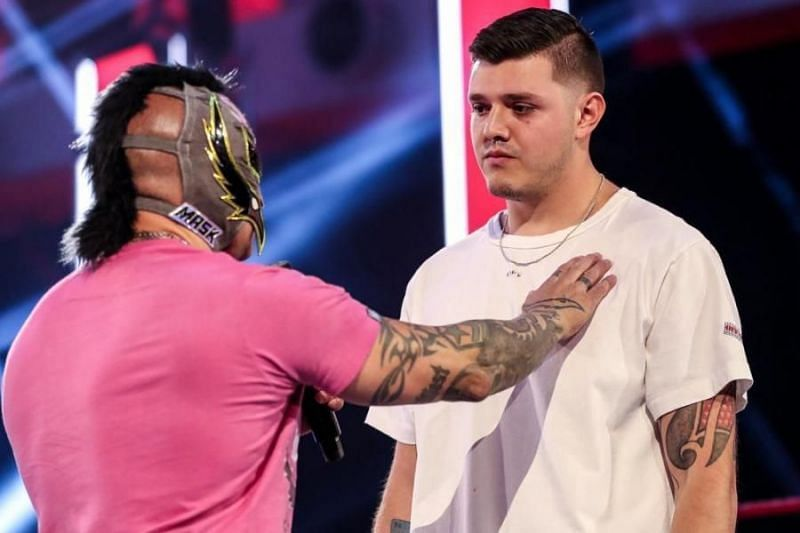 Rey Mysterio has an important meeting regarding his WWE future