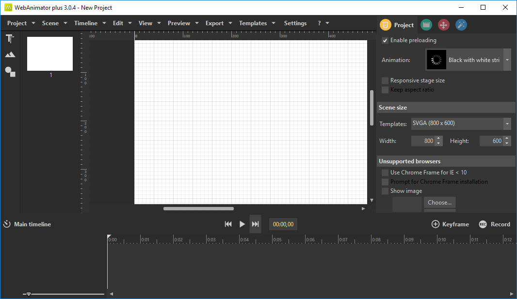 تحميل برنامج WebAnimator Plus 3.0.4 كامل
