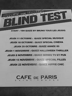 Café de Paris Saint-Tropez