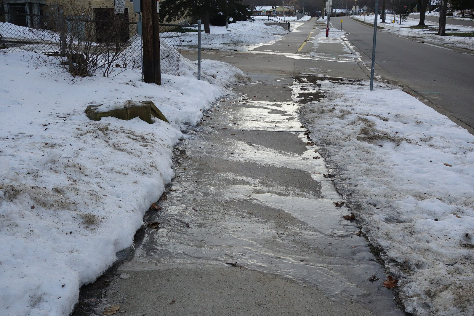 Save Our Stream: What is black ice--and why is it slippery?
