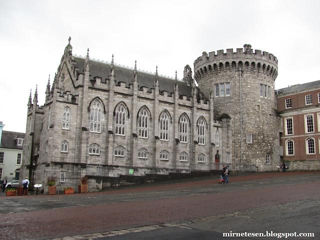Дублин - замок