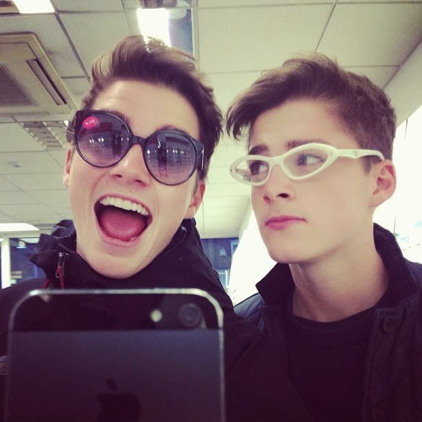 Twins, Triplets, Brothers, Cousins, Etc.: The Harries ...