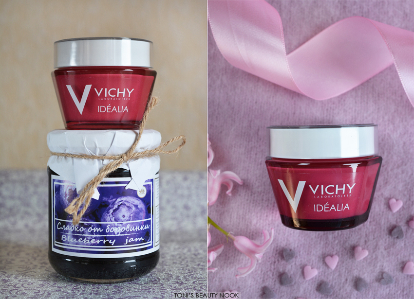 vichy Idealia new formula normal combination skin