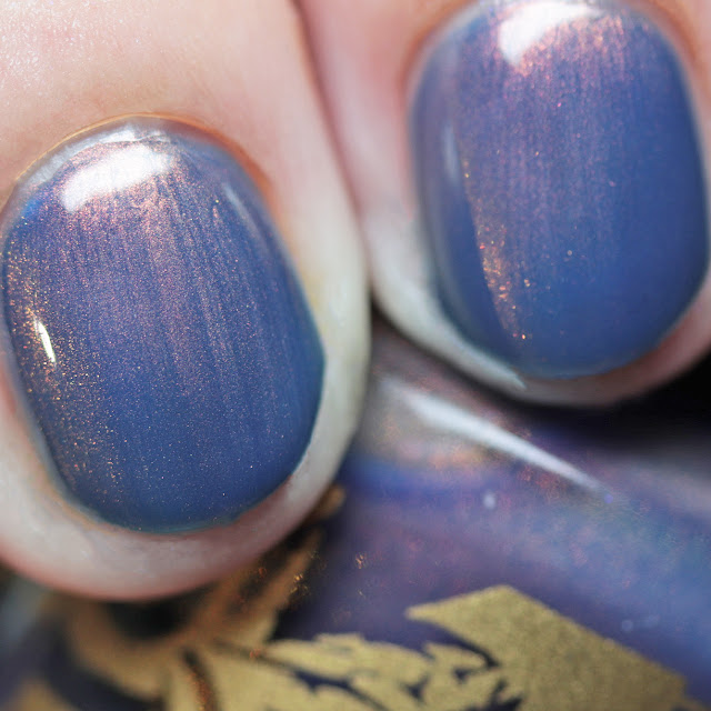 Bee's Knees Lacquer You Loved Me Completely...