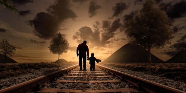 Tren, Baba, Oğul