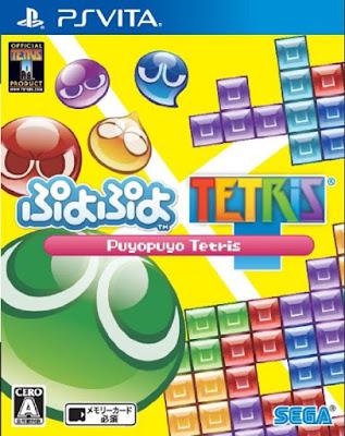 Puyo Puyo Tetris [PSVita][JPN][VPK][Mega]