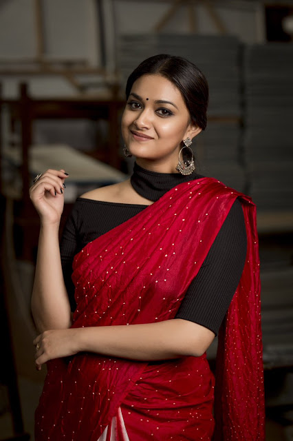 Keerthy Suresh  IMAGES, GIF, ANIMATED GIF, WALLPAPER, STICKER FOR WHATSAPP & FACEBOOK