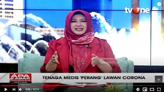 dr. Tifa: Lockdown 2 Bulan Selesai, Cuma Butuh Rp 200 T Buat Rakyat, Kan Punya Rp 11.000 T