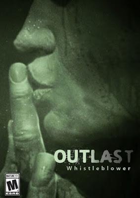 Capa do Outlast: The Whistleblower