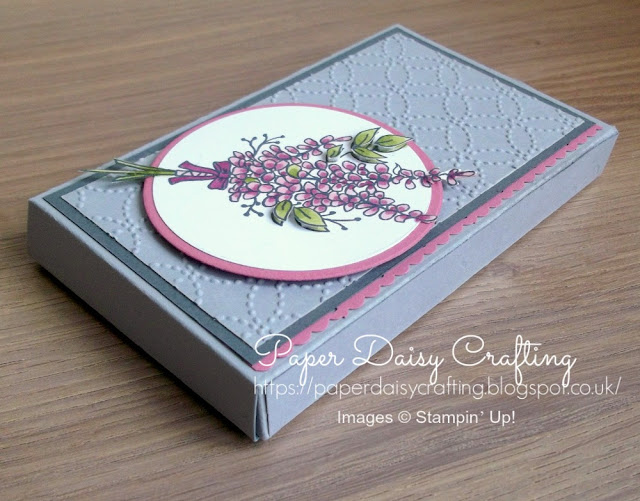 Lots of Lavender and Lots to Love box framelits dies