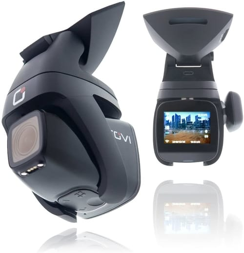 Review Rovi CL-6001 Wi-Fi GPS Full HD Car Dash Camera
