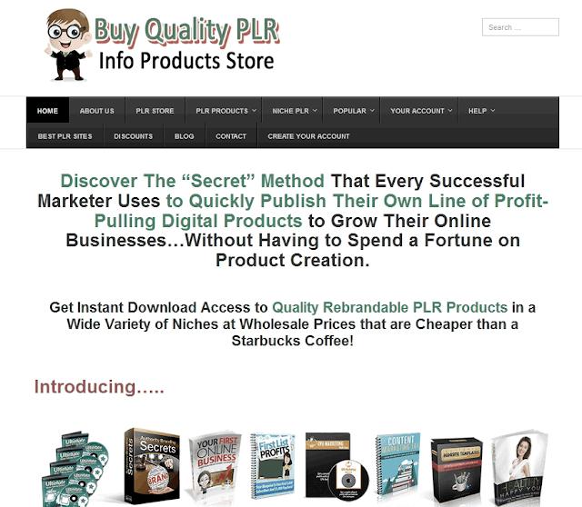 Comprar los derechos de un contenido PLR es otra forma de generar contenido para tu blog o site