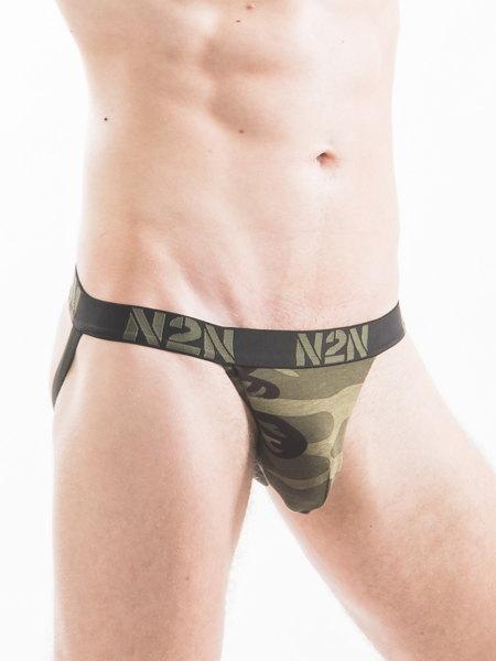 N2N Bodywear Camo Classic Jock ジョックストラップ