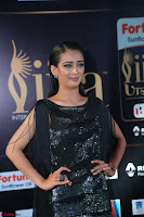 Akshara Haasan in Shining Gown at IIFA Utsavam Awards 2017  Day 2 at  05.JPG