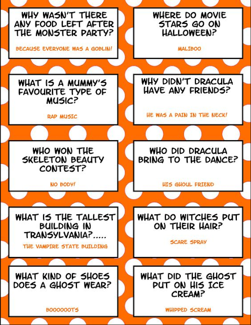 Funny Halloween Jokes 2019