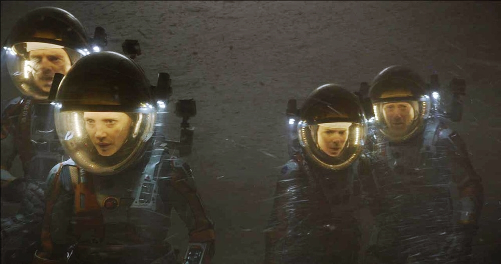 Review Filem : The Martian (2015)