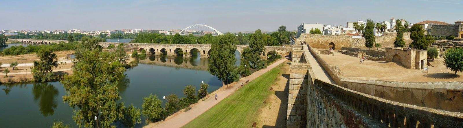 Puente Romano de Mérida.