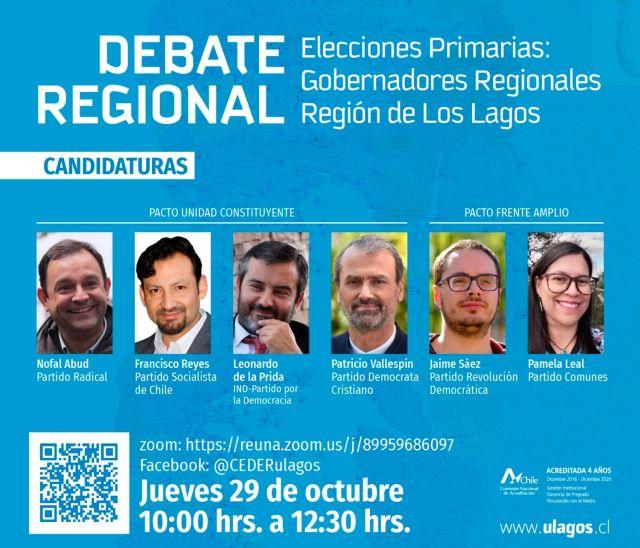 Debate Regional
