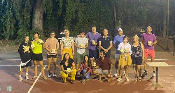 Ράχες: Δελτίο τύπου - Ερασιτεχνικό Πρωτάθλημα Αντισφαίρισης